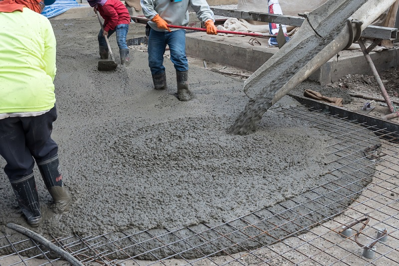 Concrete contractors hire the best one in five easy for Concrete home contractors