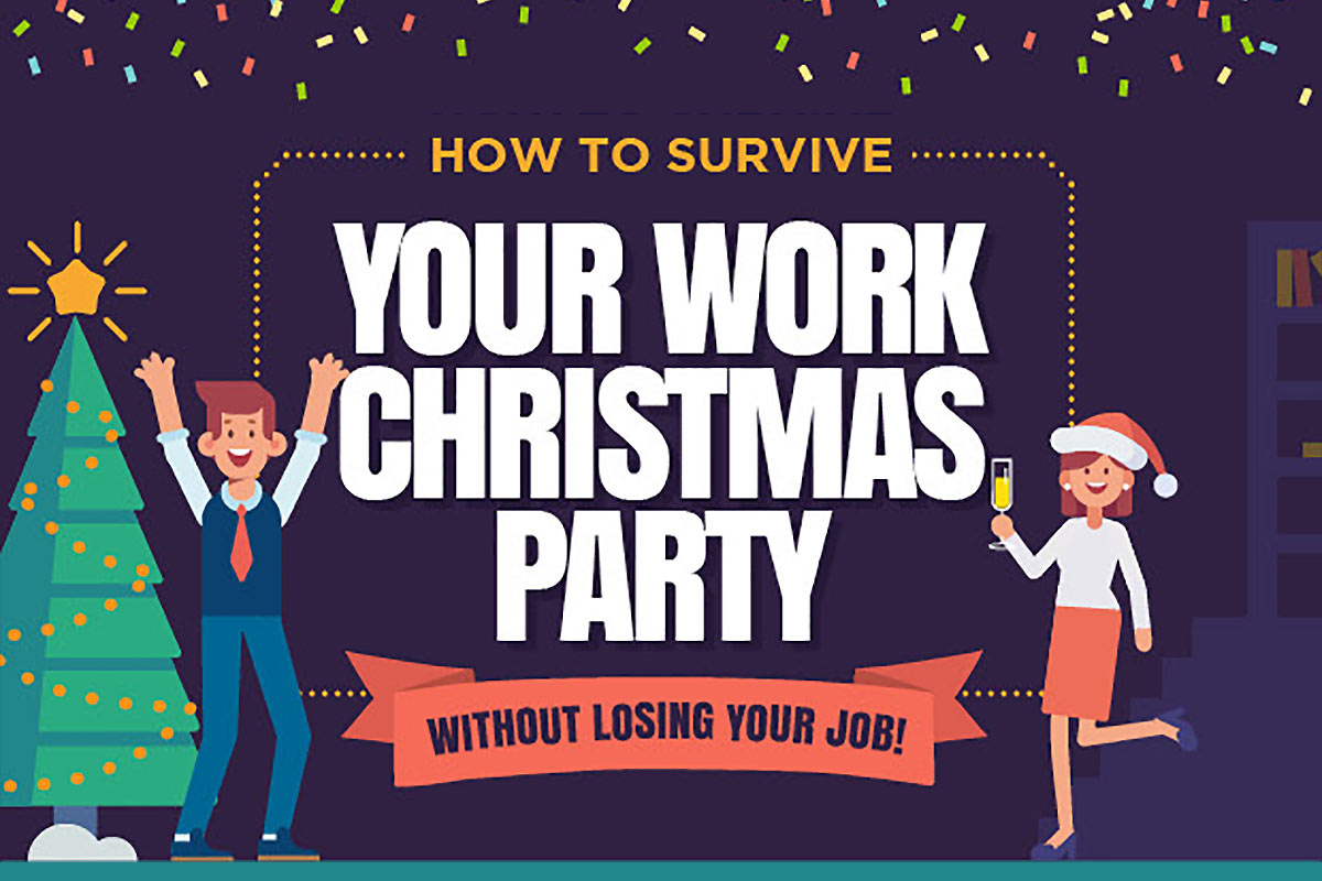How to survive your work Christmas party