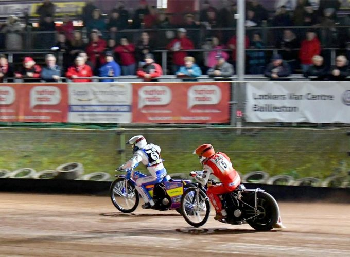 Glasgow Tigers Speedway team motors ahead with help of sponsorship