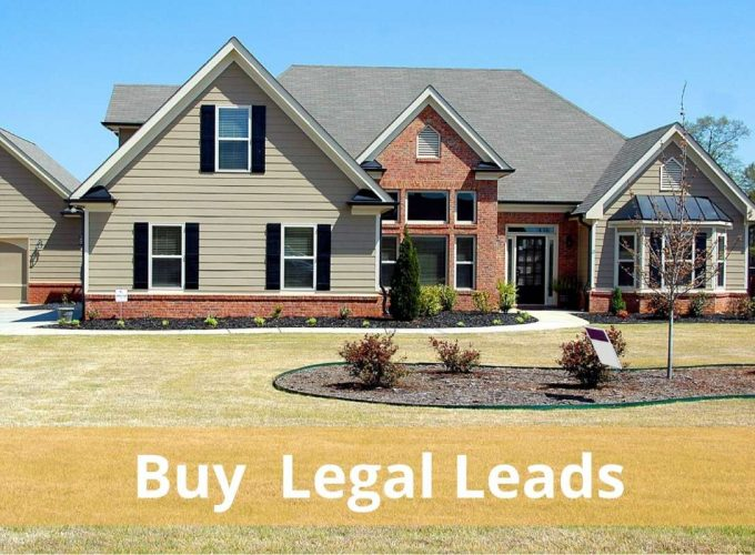 Buy legal leads