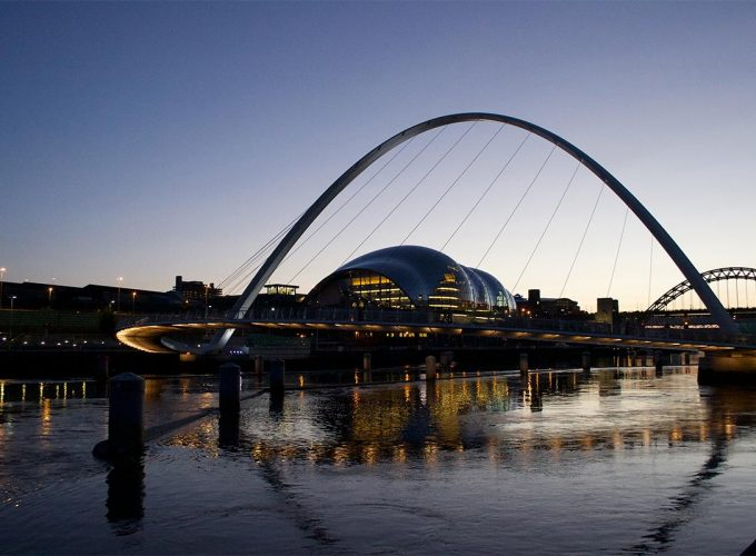 North-east England